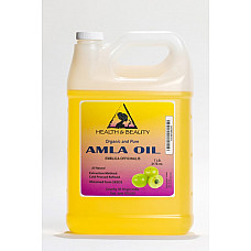 Amla / gooseberry seed oil refined organic cold pressed natural 100% pure 7 lb