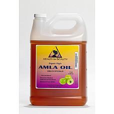 Amla / gooseberry seed oil unrefined organic virgin cold pressed pure 7 lb
