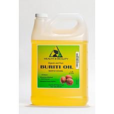 Buriti exotic fruit oil organic premium cold pressed 100% pure all natural 7 lb