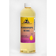 Cocamidopropyl betaine coco betaine natural surfactant liquid 100% pure 16 oz