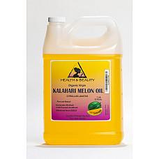 Kalahari melon seed oil unrefined organic virgin raw cold pressed pure 7 lb