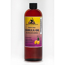 Marula oil unrefined organic virgin cold pressed raw natural premium pure 16 oz
