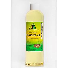 Mongongo oil / manketti oil organic cold pressed premium natural 100% pure 12 oz