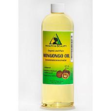 Mongongo oil / manketti oil organic cold pressed premium natural 100% pure 16 oz
