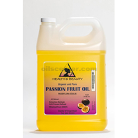 Passion fruit / maracuja oil refined organic cold pressed fresh 100% pure 7 lb