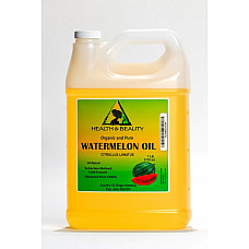 Watermelon seed oil organic cold pressed 100% pure all natural 7 lb