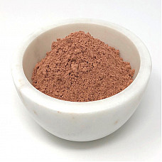 French pink clay organic face mask exfoliating detox skin treatment 1 oz