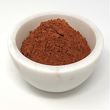 French red clay organic face mask exfoliating detox skin treatment 1 oz