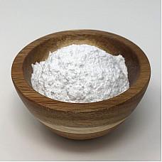 White talc organic powder asbestos free raw material 1 oz