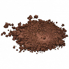 Dark brown iron oxide powder pigment usp pharmaceutical grade for diy 2 oz