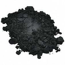 Black iron oxide powder pigment usp pharmaceutical grade for diy 1 oz