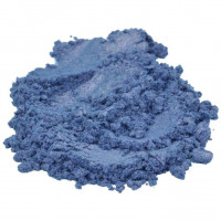 Midnight blue luxury mica colorant pigment powder cosmetic grade 1 oz