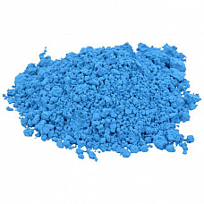 Blue neon colorant pigment powder for crafts soap making 1 oz