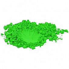 Green neon colorant pigment powder for crafts soap making 1 oz