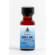 Antarctic krill oil natural by h&b oils center anti aging glass bottle 0.5 oz
