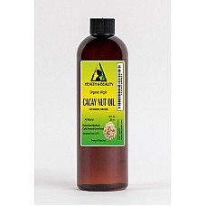 Cacay nut oil unrefined organic carrier cold pressed by h&b oils center 12 oz