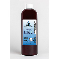Herring oil crude natural fishing scent attractant by h&b oils center 16 oz