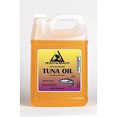Tuna oil rbd with epa & dha all natural by h&b oils center 100% pure liquid 7 lb