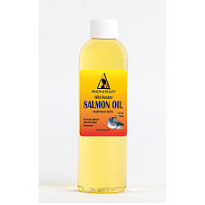Wild alaskan salmon oil by h&b oils center all natural for dogs & cats 4 oz