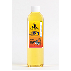 Wild alaskan salmon oil by h&b oils center all natural for dogs & cats 8 oz