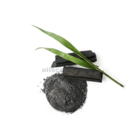 Activated bamboo charcoal powder organic all natural raw material 8 oz