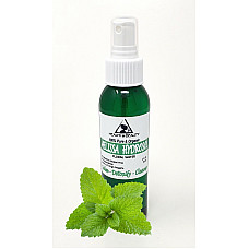 Melissa hydrosol organic floral water 100% pure natural spray 4 oz