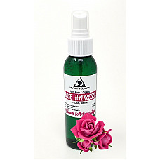 Bulgarian rose hydrosol organic floral water 100% pure natural spray 4 oz
