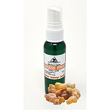 Frankincense hydrosol organic floral water 100% pure natural spray for body 2 oz