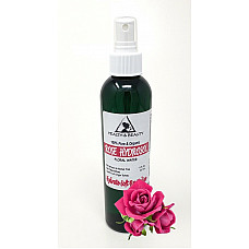 Rose hydrosol organic floral water 100% pure natural spray 8 oz