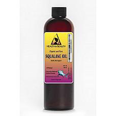 Squalane oil shark derived organic premium by h&b oils center natural pure 12 oz