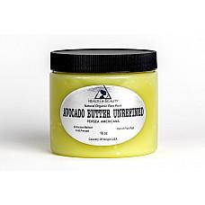 Avocado butter unrefined organic extra virgin cold pressed raw pure 16 oz