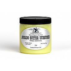 Avocado butter unrefined organic extra virgin cold pressed raw pure 8 oz