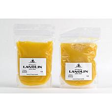 Lanolin usp grade anhydrous ultra refined 100% pure skin lip moisturizing 2 lb