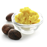 Shea butter unrefined yellow organic raw cold pressed grade a ghana 10 lb