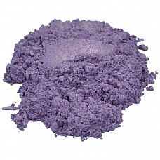 AMETHYST / PURPLE / VIOLET MICA COLORANT PIGMENT POWDER COSMETIC GRADE 1 OZ