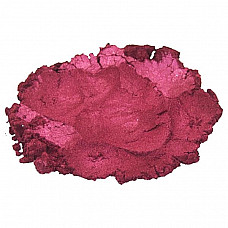 Anastasia dark red maroon mica colorant pigment powder cosmetic grade 1 oz