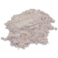 Angel wings pale pink rose mica colorant pigment powder cosmetic grade 4 oz