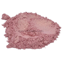 Be my valentine pink luxury mica colorant pigment powder cosmetic grade 4 oz