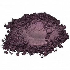 Black amethyst violet luxury mica colorant pigment powder cosmetic grade 1 oz