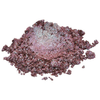 Chameleon plum dark red luxury mica colorant pigment powder cosmetic grade 1 oz