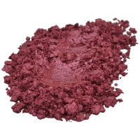 Colorona bordeaux brown red mica colorant pigment powder cosmetic grade 2 oz