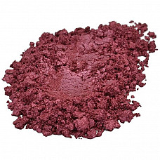 Colorona bordeaux brown red mica colorant pigment powder cosmetic grade 1 oz