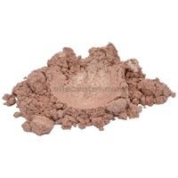 Dusty rose blush beige luxury mica colorant pigment powder cosmetic grade 2 oz