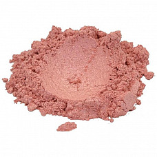 Garnet pink red luxury mica colorant pigment powder cosmetic grade 1 oz
