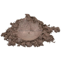 Moon stone brown luxury mica colorant pigment powder cosmetic grade 1 oz