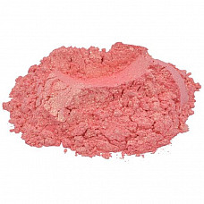 Mymix genna pink coral luxury mica colorant pigment powder cosmetic grade 1 oz