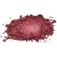 Queen kathryn red brown luxury mica colorant pigment powder cosmetic grade 1 oz