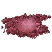 Red basics brown luxury mica colorant pigment powder cosmetic grade 1 oz