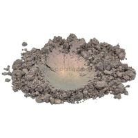 SMOKEY XXX GREY VIOLET LUXURY MICA COLORANT PIGMENT POWDER COSMETIC GRADE 4 OZ