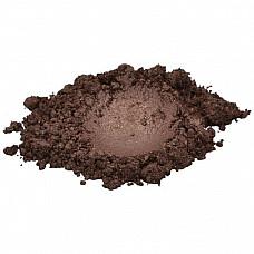 Swiss chocolate / dark brow mica colorant pigment powder cosmetic grade 1 oz